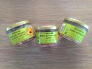 Lot de 3 terrines 180 g chacune